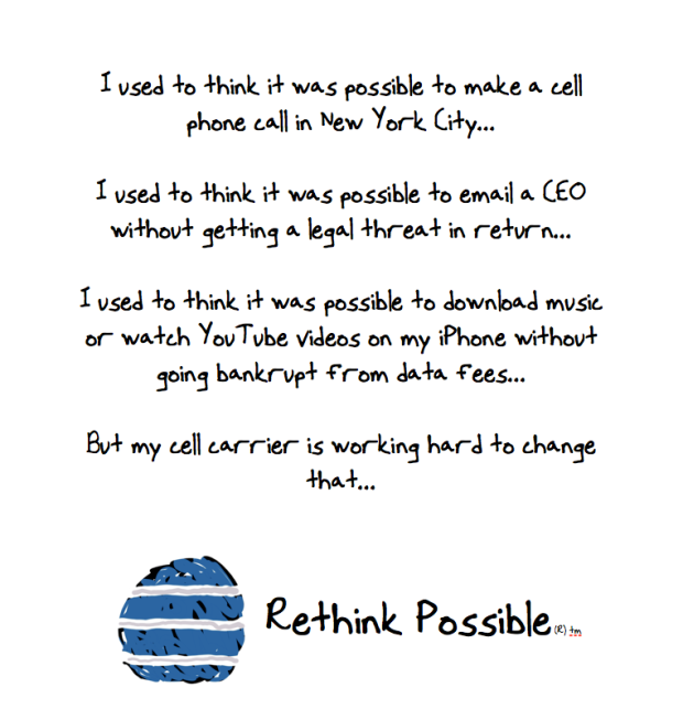 AT&T Rethink Possible